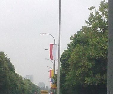 Unijne delegacje przywitają flagi Monaco, a nie Polski