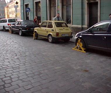 W Gdańsku nie zostawiaj auta na starówce