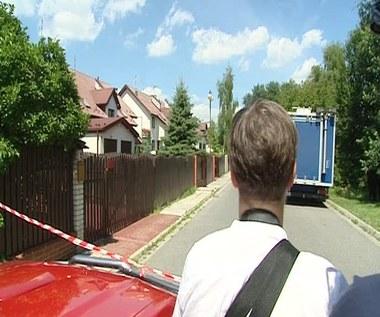 Kraków: Eksplodował ładunek ukryty w rurce PCV