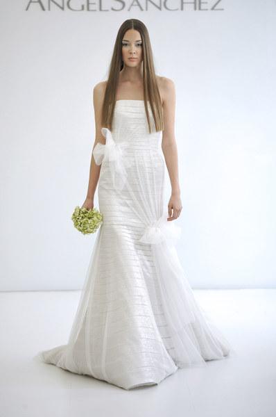 Suknia ślubna Angela Sancheza