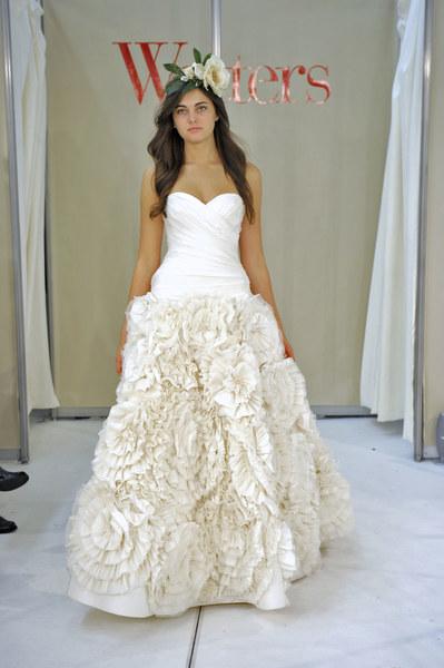 Suknia ślubna marki Watters