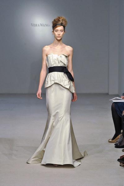 Suknia ślubna Very Wang