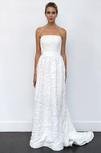 Suknia ślubna Thread
