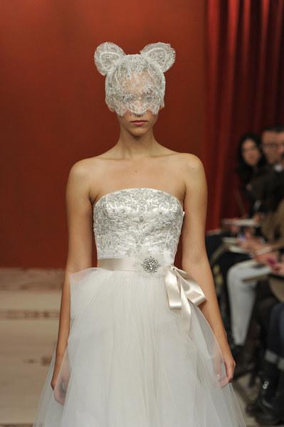 Suknia ślubna - Reem Acra
