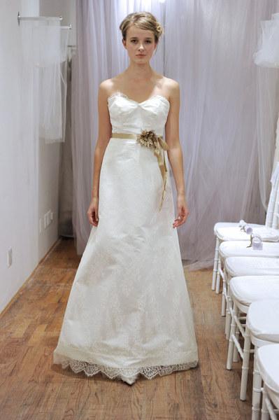 Suknia ślubna - projekt: Kelima K