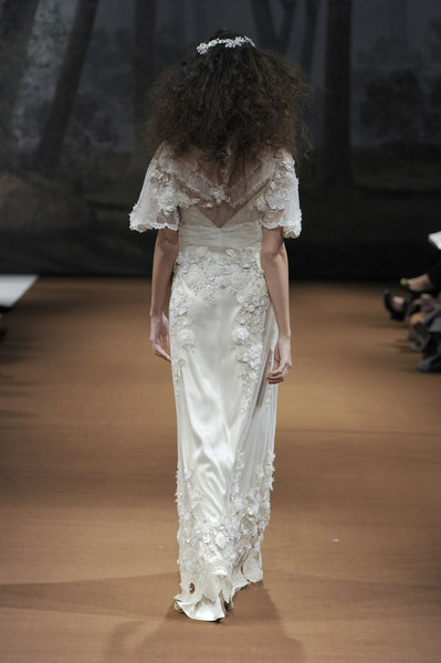 Suknia ślubna Claire Pettibone