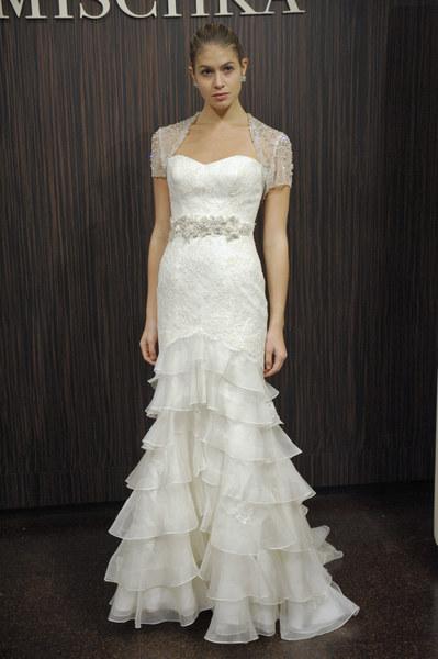Suknia ślubna Badgley Mischka