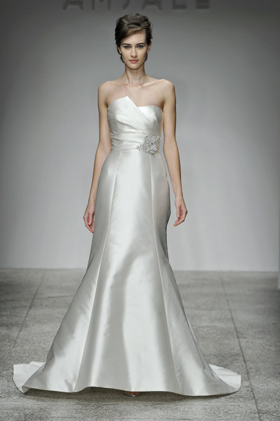 Suknia ślubna Amsale
