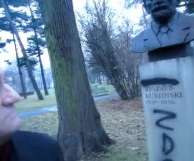 Bukowski o zamalowaniu popiersia płk Kuklińskiego: To barbarzyństwo i totalna głupota