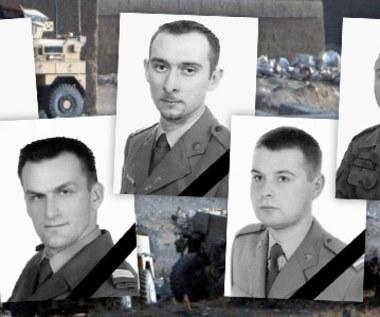 To oni zginęli w Afganistanie