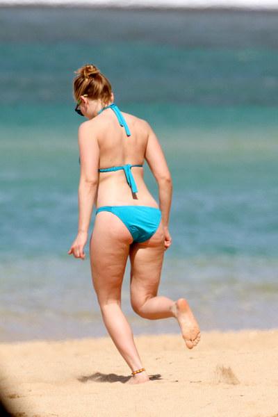 Scarlett Johanssons bikini pics Pics