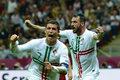 Cristiano Ronaldo w meczu z Czechami zdobył 3. gola na Euro 2012