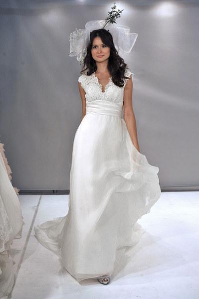 Suknie ślubne domu mody Watters
