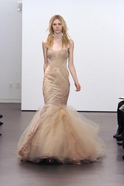 Suknie ślubne projektu nowojorskiej projektantki - Very Wang