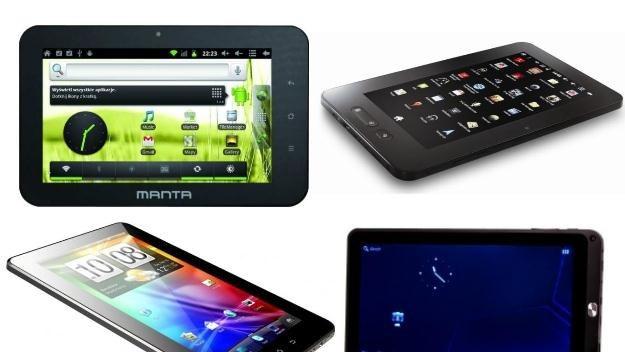 Tanie tablety, tablety z supermarketów, tablety z dyskontów - niezależnie od nazwy, pod którą się pojawiają, tanie odpowiedniki iPada oraz urządzeń z układem Tegra 2 robią furorę w Polsce. Postanowiliśmy zebrać informacje o kilku modelach.