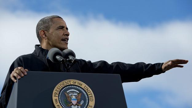 Barack Hussein Obama, 44. prezydent USA, jest pierwszym w historii Afroamerykaninem, który pełni ten urząd.