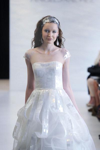 Angel Zanchez: Piękna suknia w kształcie rybki