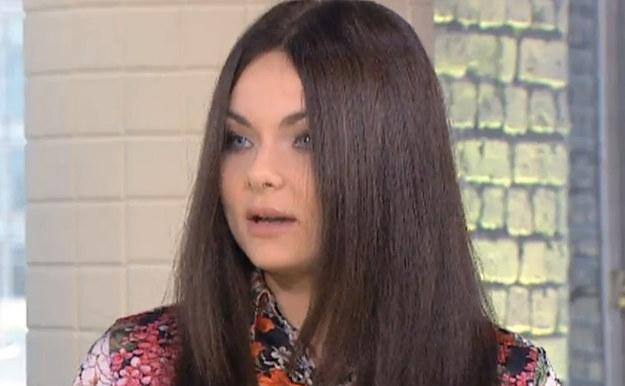 """Luluka Astafiew, znana jako Luxuria Astaroth, to 17-letnia modelka, która zyskała sławę występem w teledysku Donatana do piosenki """"Nie lubimy robić"""". Luxuria, pytana, czy jej pseudonimu rzeczywiście jest wynikiem fascynacji satanizmem, odparła, że nie, po prostu """"pluje szatanowi w ryj"""". Żałosne? (Źródło: Dzień dobry tvn/x-news)"""