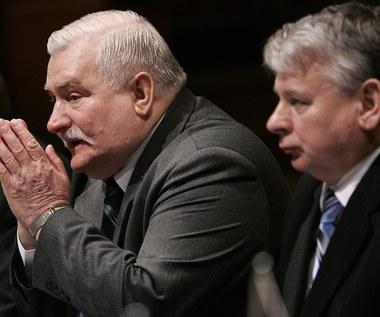"""Wałęsa zasugerował agenturalną przeszłość marszałkowi Senatu. """"To gówniarzeria"""""""
