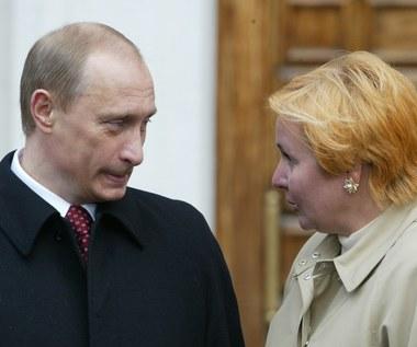 Niemcy ujawnili: Putin bił i zdradzał żonę