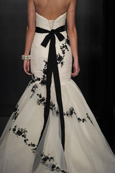 Suknia ślubna z najnowszej kolekcji