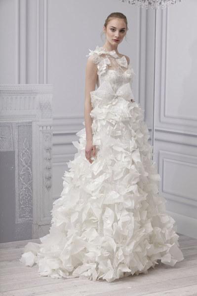 Kolekcja sukine ślubnych marki projektantki Monique Lhuiller