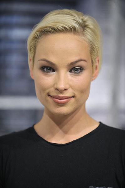 Weronika Książkiewicz we wrześniu 2012
