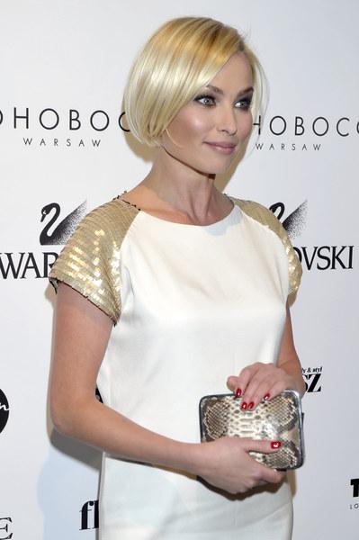 Weronika Książkiewicz w styczniu tego roku