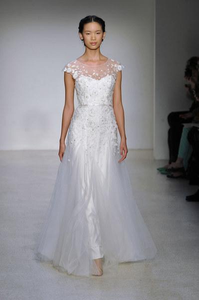 Suknia ślubna domu mody Christos