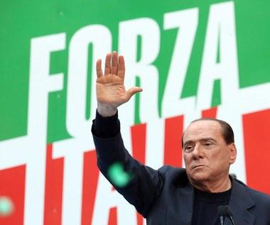 Partia Berlusconiego rezyduje w luksusowym apartamencie