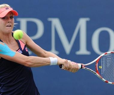 Urszula Radwańska w drugiej rundzie US Open!