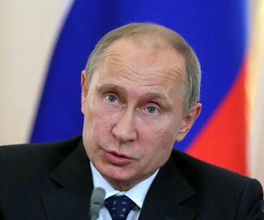 Putin: Interwencja w Syrii tylko za zgodą ONZ