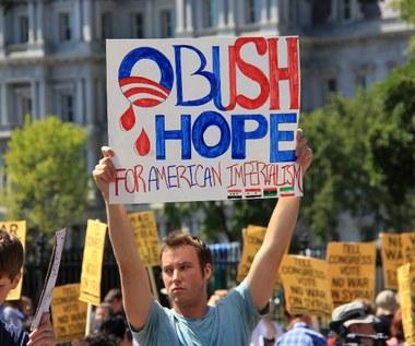 Amerykanie chcą pracy, a nie kolejnej operacji wojskowej