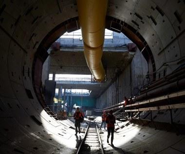 Pierwszy odcinek tunelu pod Martwą Wisłą