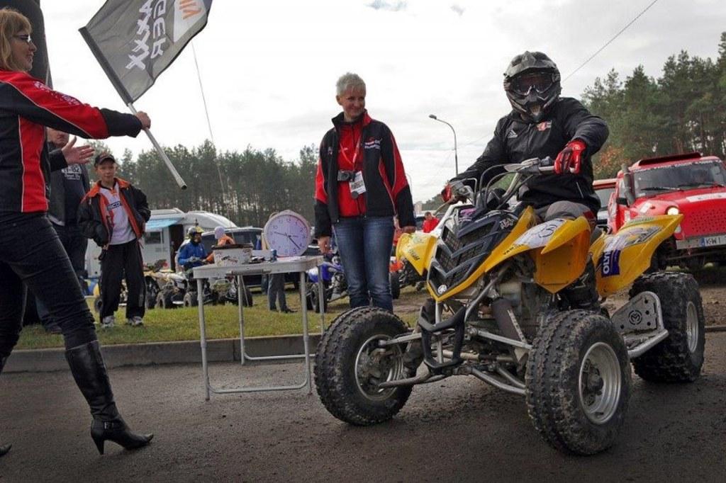 RMF Maxxx Kager Rally