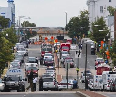 Sprawca strzelaniny w Waszyngtonie działał sam
