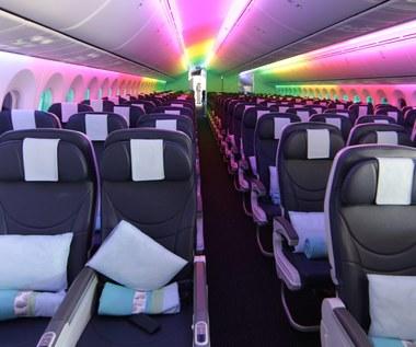 Pierwszy lot przedłużonej wersji Dreamlinera