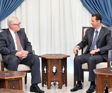 Asad gra na nosie USA i dziękuje Rosji