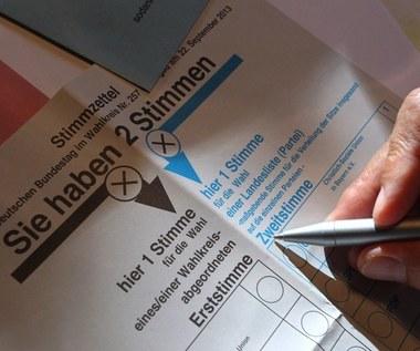 Wrzawa przed wyborami w Niemczech