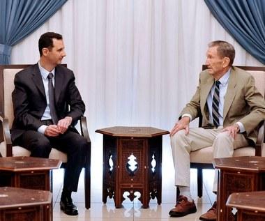 Asad: Syria ma broń chemiczną i chce ją zniszczyć