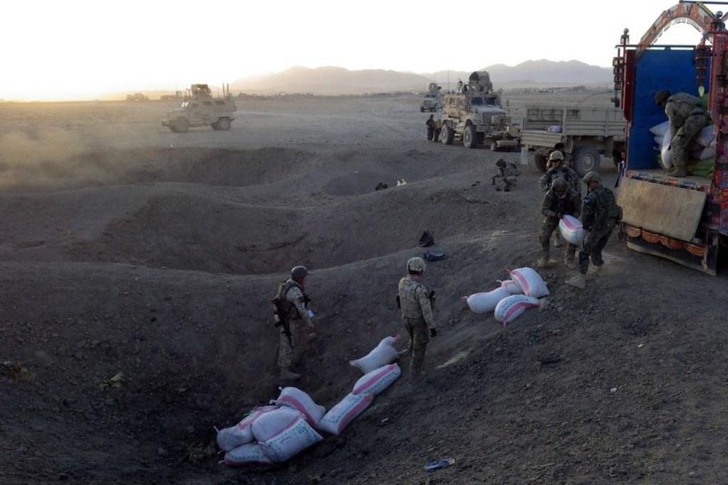PKW Afganistan