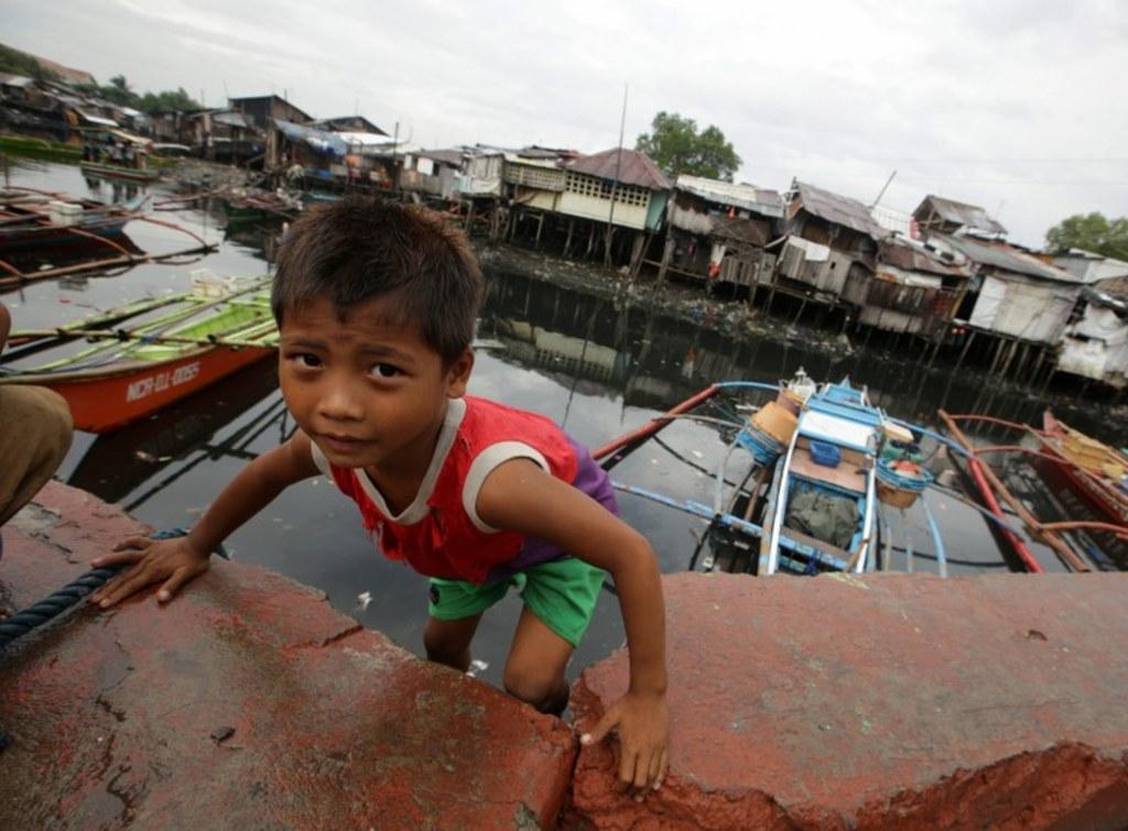 Fot. PAP/EPA/FRANCIS R. MALASIG
