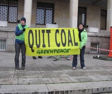 Protest Greenpeace zakończony