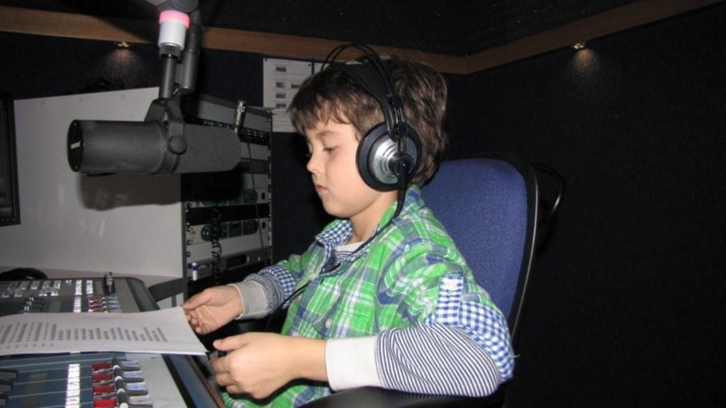Monika Gosławska, RMF FM