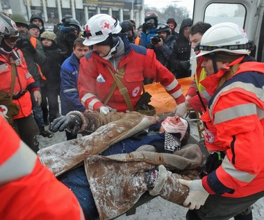 Już cztery ofiary starć na Ukrainie