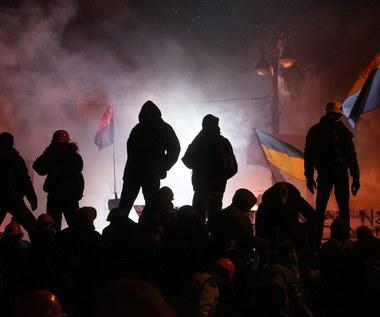 """Gorąco na Majdanie. """"Sprowokowali milicję do użycia siły"""""""