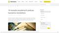 18 narzędzi przydatnych podczas tworzenia newslettera | FreshMailFreshMail