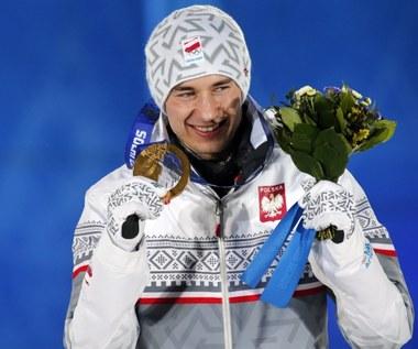 Soczi 2014: Kamil Stoch odebrał złoty medal