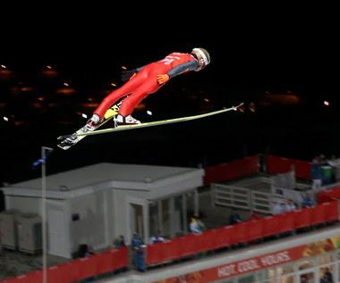 Soczi 2014: Czwarte miejsce Kamila Stocha na treningu