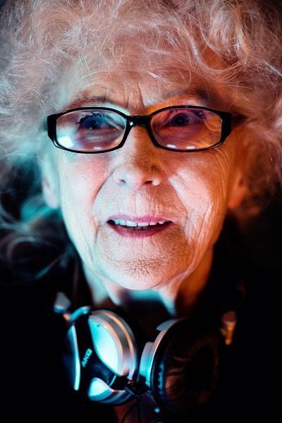 Wirginia Szmyt, czyli 73-letnia DJ Wika, poprowadziła 28 stycznia wieczór karnawałowy dla - 0003052KNLY4PA75-C317-F3